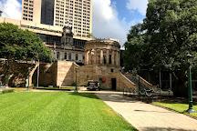 Anzac Square, Brisbane, Australia