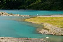 Lac de Salanfe, Evionnaz, Switzerland