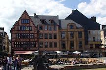 Place du Vieux-Marche, Rouen, France