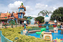 Tokyo Disneyland, Urayasu, Japan