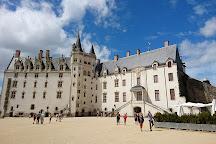 Château des ducs de Bretagne, Nantes, France