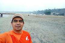 Playa Agua Dulce, Chorrillos, Peru
