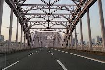 Juso Bridge, Osaka, Japan