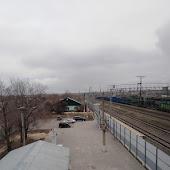 Железнодорожная станция  Volzhsky