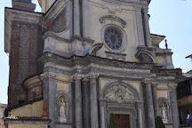 Sant'Ambrogio Church, Cuneo, Italy