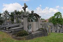 Campo Santo Cemetery, Ghent, Belgium