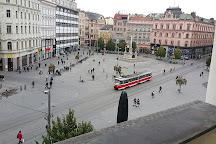 Namesti Svobody, Brno, Czech Republic