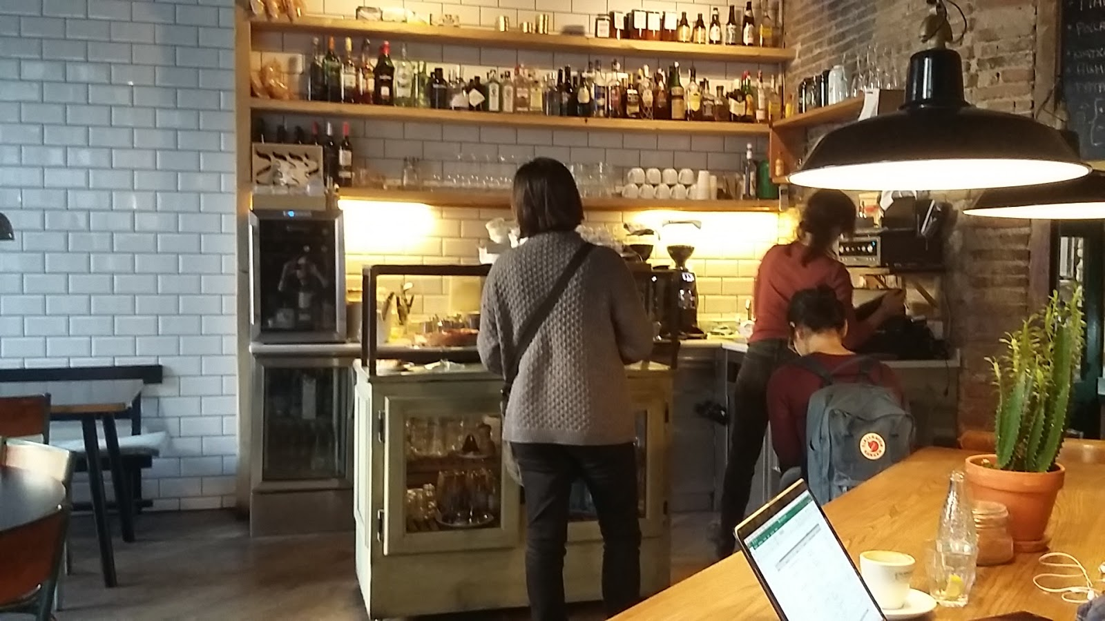 Tarannà Cafè: A Work-Friendly Place in Barcelona