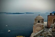 Byzantine Castle Ruins, Oia, Greece