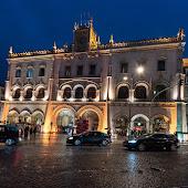 Железнодорожная станция  Lisboa