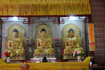 Chinese Temple, Bodh Gaya, India