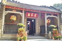 Lin Fung Temple (Temple of the Lotus), Macau, China
