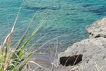 Spiaggia di Cava Grado, Sant'Angelo, Italy