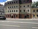Промсвязьбанк, Пыхов-Церковный проезд на фото Москвы