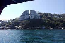 Playa Caletilla, Acapulco, Mexico