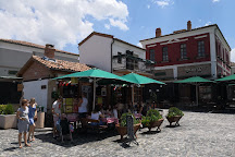 Korca Old Bazaar, Korce, Albania