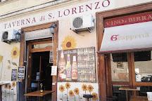 La Taverna Di San Lorenzo, Rome, Italy