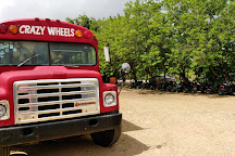 Crazy Wheels, La Romana, Dominican Republic