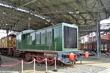 Museo Ferroviario Piemontese, Savigliano, Italy