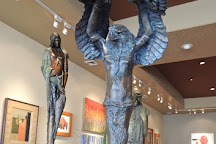 Warrior's Work & Ben West Gallery, Hill City, United States