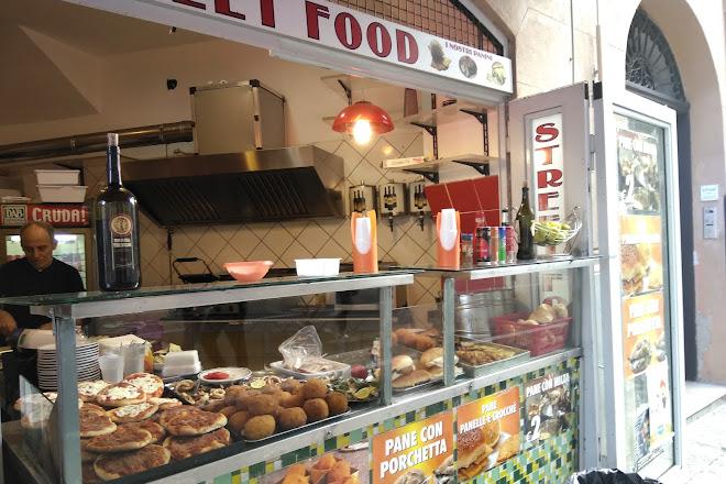 Palermo Street Food, Palermo, Italy
