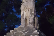 Lion of Amphipolis, Amfipoli, Greece