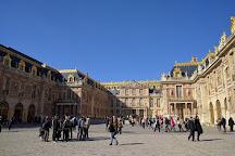 La Cour des Senteurs, Versailles, France
