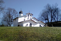 Pokrova and Rozhdestva ot Proloma Church, Pskov, Russia