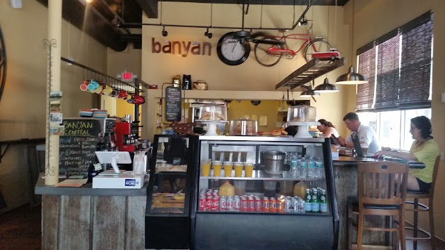 Banyan Cafe and Catering on Central