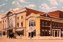 Liberty Hall, Lawrence, United States
