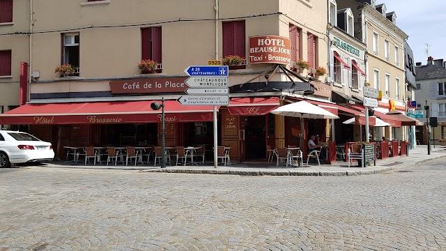 Brasserie-Cafe de la Place