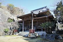 Hoshoji Temple, Zushi, Japan