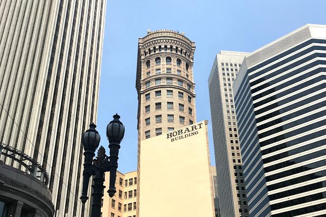 Rick Evans Architecture Walking Tour, San Francisco, United States