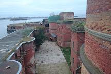 Fort Emperor Alexander I (Chumny), St. Petersburg, Russia
