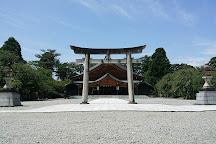 Toyama Gokoku Shrine, Toyama, Japan