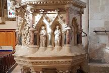 The Minster Church of St Cuthburga, Wimborne Minster, United Kingdom