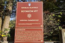 University Botanic Gardens Ljubljana, Ljubljana, Slovenia