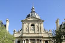 Chapelle de la Sorbonne, Paris, France