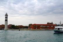 San Michele Cemetery, Venice, Italy