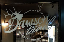 Dawson Trail Craft Brewery, Thunder Bay, Canada