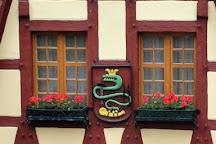 Der Roderturm, Rothenburg, Germany