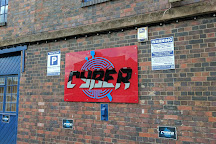 CYBER Q Escape Rooms, Worcester, United Kingdom