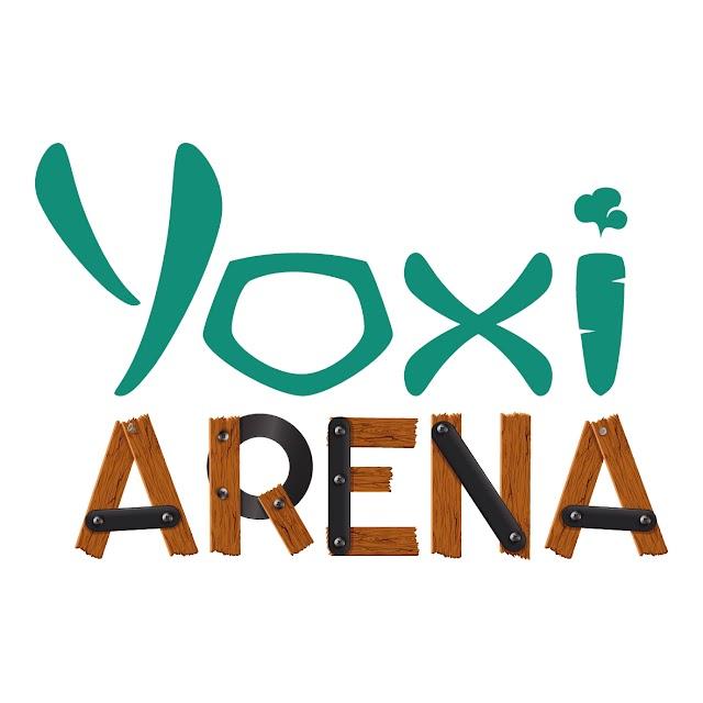 Yoxi Arena : Café jeux ~ Boutique