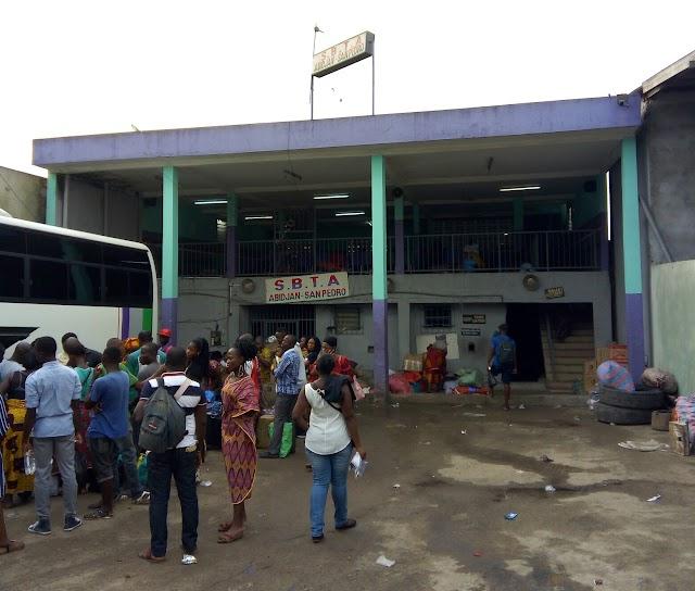 Gare SBTA Abidjan-San Pedro