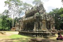 Thommanon, Siem Reap, Cambodia