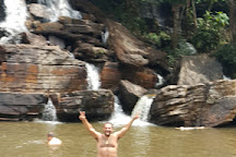 Cachoeira Sonrisal, Pirenopolis, Brazil