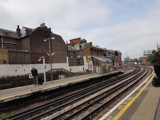 Finchley Road London Underground Station