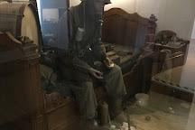 Museum der Ardennen Offensive, Wiltz, Luxembourg
