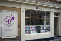 Mr B's Emporium Of Reading Delights, Bath, United Kingdom