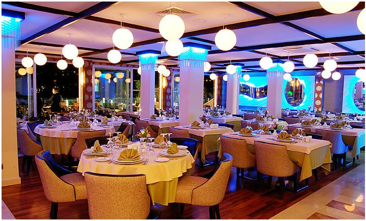 Angel Blue Balık Restaurantı Resim 1